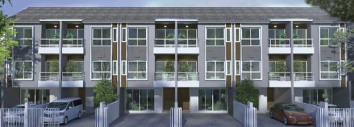 The estate Srinakarin 2