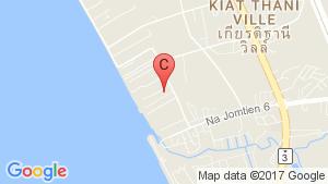 Nam Talay location map