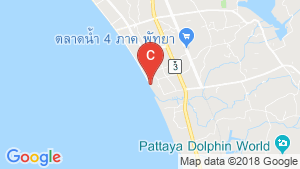 Veranda Residence Pattaya location map