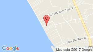 Chom Talay Resort location map