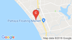 3 Bedroom House for Sale or Rent in Jomtien, Chonburi location map