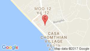 Habitus location map