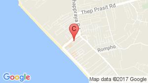 Pattaya Heights location map
