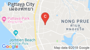 Retail Space for sale in Chonburi location map