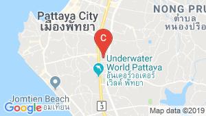 The Win Condominium location map