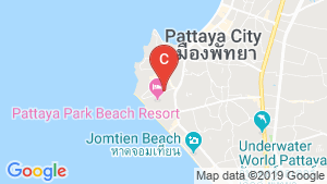 Tropicana Pratumnak location map