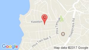 The Cube Condominium location map