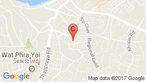 Novana Residence location map
