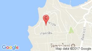 Southpoint Pattaya location map