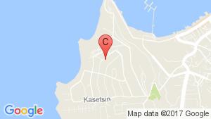 แผนที่สถานที่ เอคเซคคิวทิฟ เรสซิเดนซ์ 1