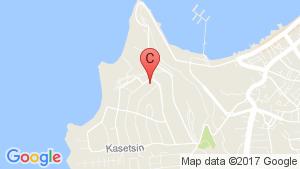 แผนที่สถานที่ Amari Residence Pattaya