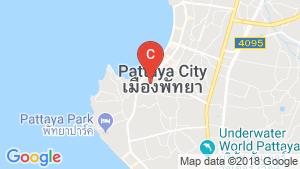 7 Bedroom Shophouse for sale in South Pattaya, Chonburi location map