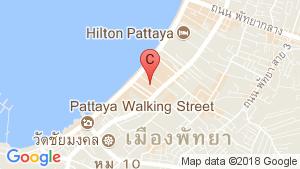 แผนที่สถานที่ พัทยา บีช คอนโด (Pattaya Beach Condo)