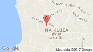 Apartment for sale in AD Hyatt Condominium, Na Kluea, Chonburi location map