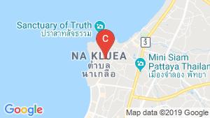AD Hyatt Condominium location map