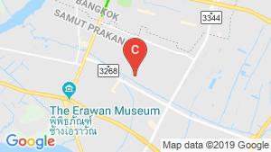 แผนที่สถานที่ วาย เรซิเดนท์ สุขุมวิท 113
