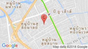 TKF Condo location map