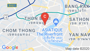 Na Reva Charoennakhon location map
