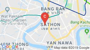 แผนที่สถานที่ Altitude Symphony Charoenkrung
