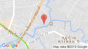 KAWA Haus Onnut T77 location map