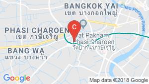 แผนที่สถานที่ Elio Sathorn - Wutthakat