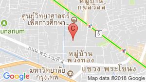 Natcha Residence Sukhumvit 42 location map