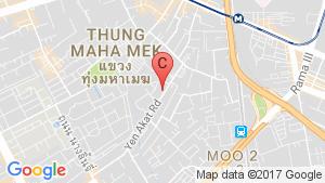 Baan Siri Sathorn location map