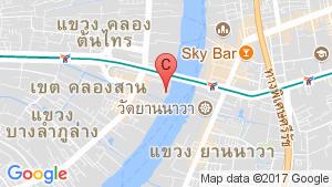Supakarn Condominium location map