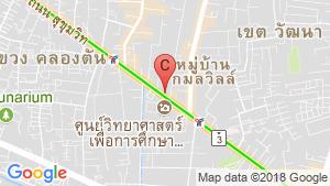 Ta-Ke Residence location map