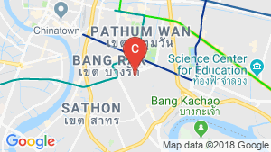 The Reserve Sathorn location map