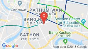 แผนที่สถานที่ The Reserve Sathorn