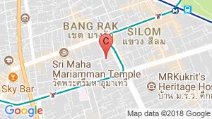 3 Bedroom Condo for Sale or Rent in The Ritz-Carlton Residences at MahaNakhon, Silom, Bangkok near BTS Chong Nonsi location map