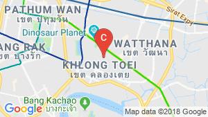แผนที่สถานที่ Aree place sukhumvit 26