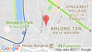 1 Bedroom Condo for sale in Park Origin Phrom Phong - Park 24, Khlong Tan, Bangkok near BTS Phrom Phong location map