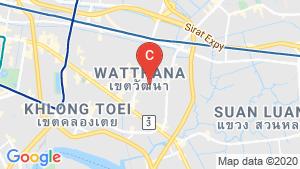 Destiny@63 location map