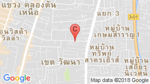 Vivarium Residence location map