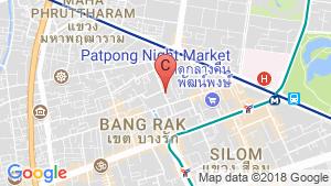 แผนที่สถานที่ ไซมิส สุรวงศ์ (Siamese Surawong)