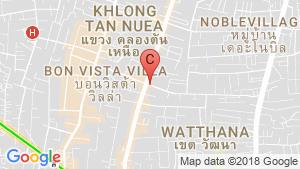 M Thonglor 10 location map