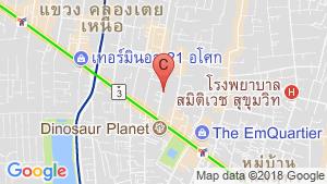 Bangkok View Tower location map