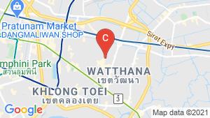 Noble Form Thonglor location map