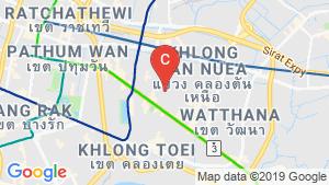Le Cullinan location map