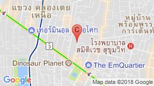 แผนที่สถานที่ Noble Around Sukhumvit 33