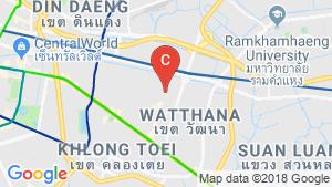 AESTIQ Thonglor location map