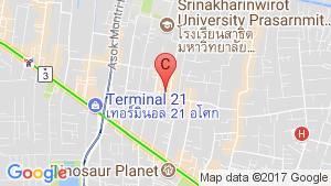 1 Bedroom Condo for sale in Siamese Exclusive Sukhumvit 31, Khlong Tan Nuea, Bangkok location map