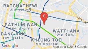 1 Bedroom Condo for sale in Circle Sukhumvit 31, Khlong Tan Nuea, Bangkok near BTS Phrom Phong location map