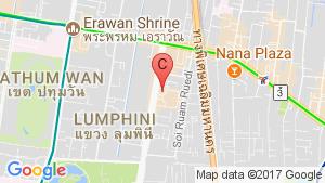 M.Thai Tower location map
