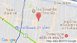 แผนที่สถานที่ บ้าน สวัสดี (Baan Sawasdee)