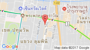 3 Bedroom Condo for sale in 98 Wireless, Lumpini, Bangkok near BTS Ploen Chit location map