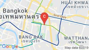 Mercury Tower location map