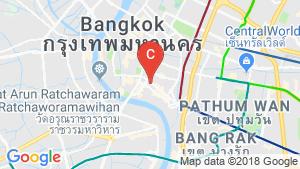 Shophouse for sale in Chakkrawat, Bangkok location map